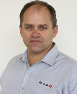 Pieter Strobos, Business Director for Process IQ