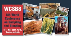 The 8th World Conference on Sampling and Blending (WCSB8)